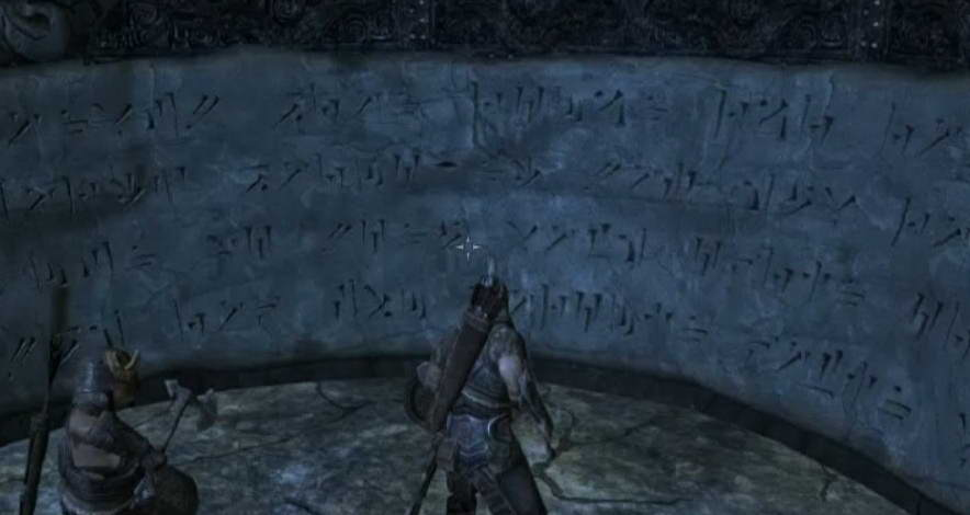 The Elder Scrolls V Skyrim Dragon Shouts Become Ethereal Location on on